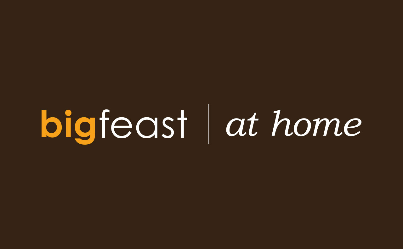 Big Feast At Home by HCD