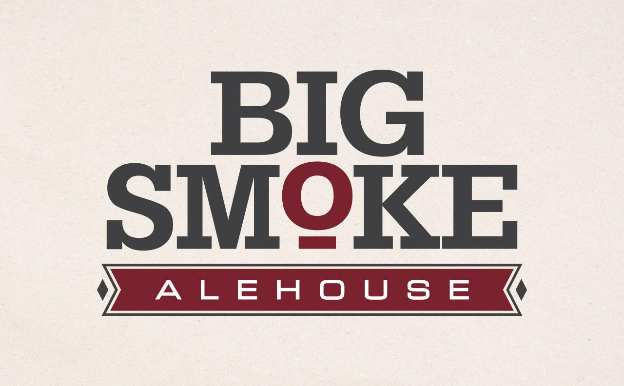 Big Smoke Logo by HCD