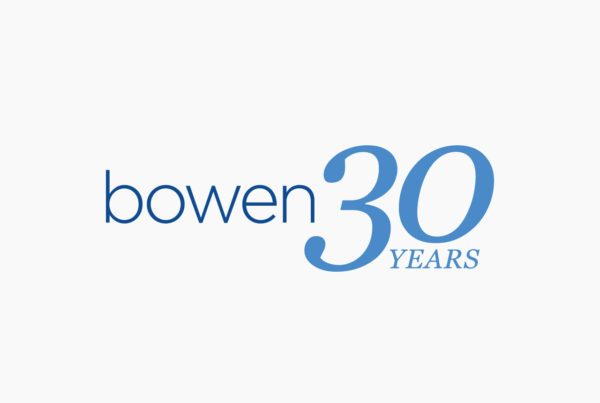 Bowen Products Logo by HCD