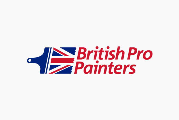 British Pro Painters Logo by HCD