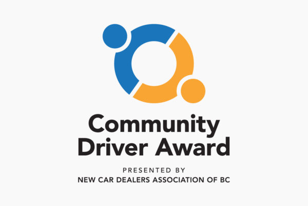 Community Driver Award Logo by HCD
