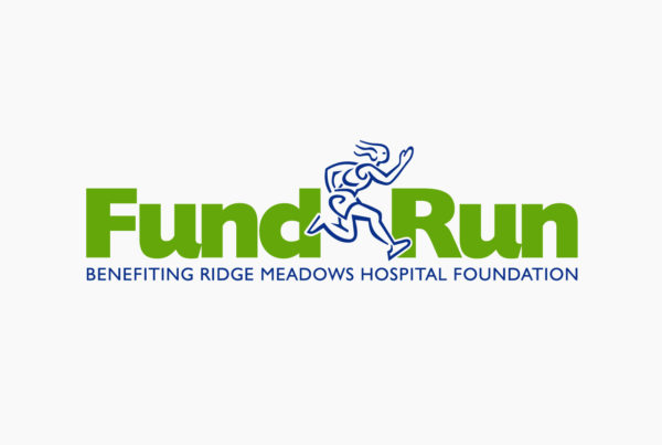 Fund Run Logo by HCD