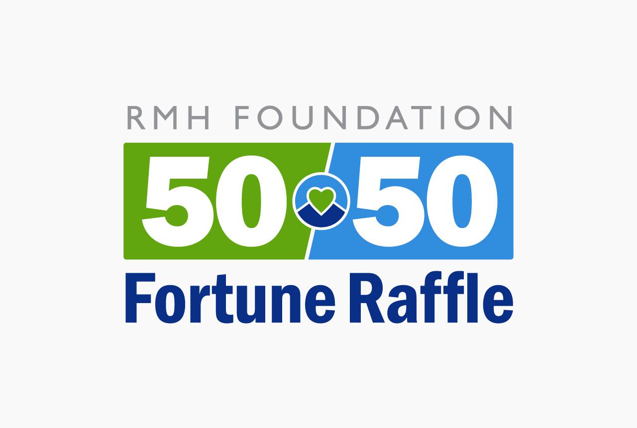 RMH Foundation 50 50 Raffle by HCD