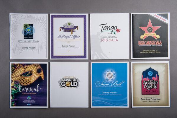 RMHF Gala Programs by HCD