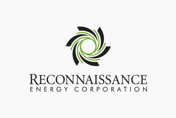 Reconnaissance Energy Logo by HCD