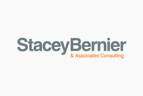 Stacey Bernier Associates Logo by HCD