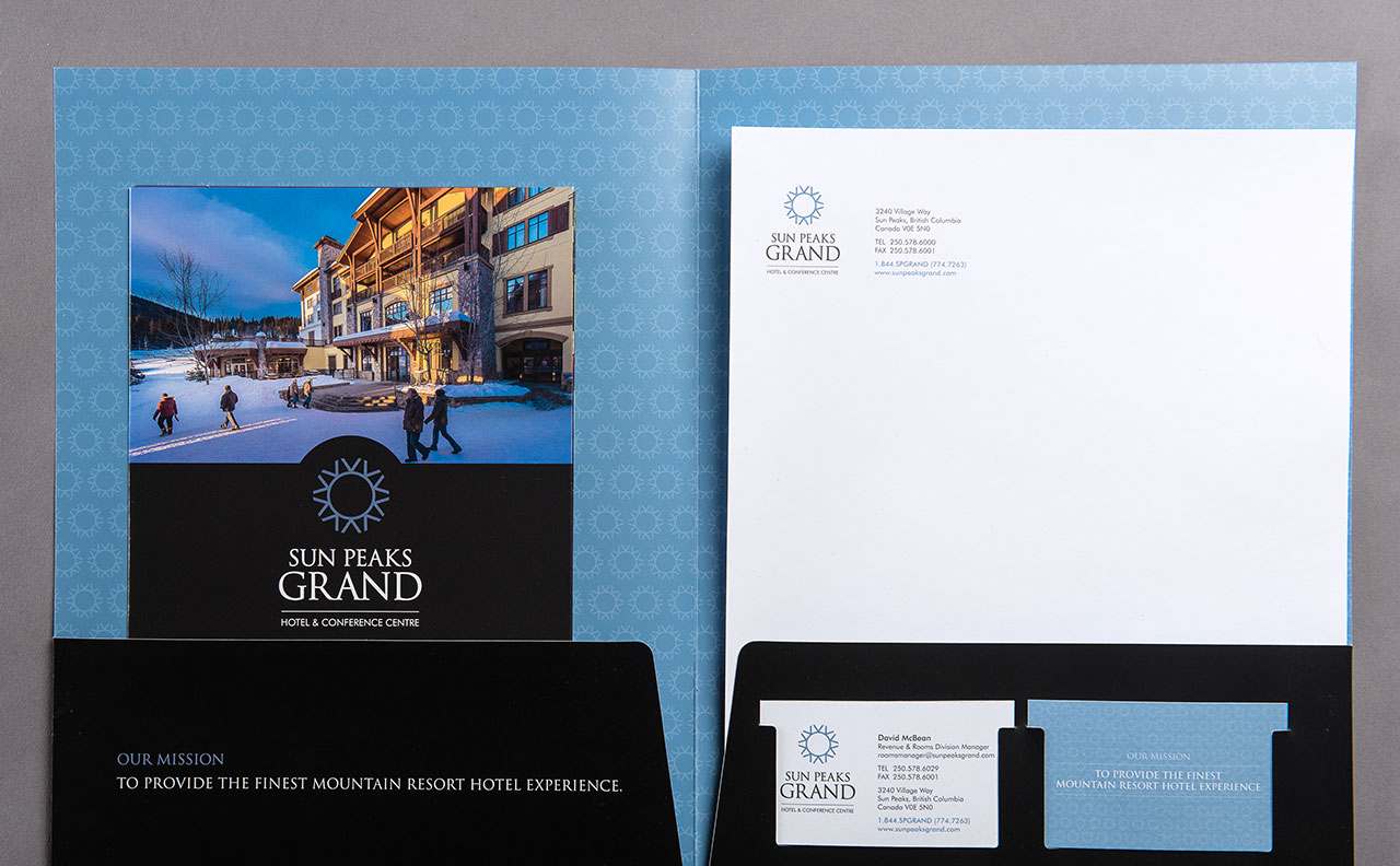 Sun Peaks Grand Hotel Presentation Package by HCD